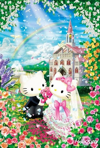 Hello Kitty and Dear Daniel - Happily Ever After