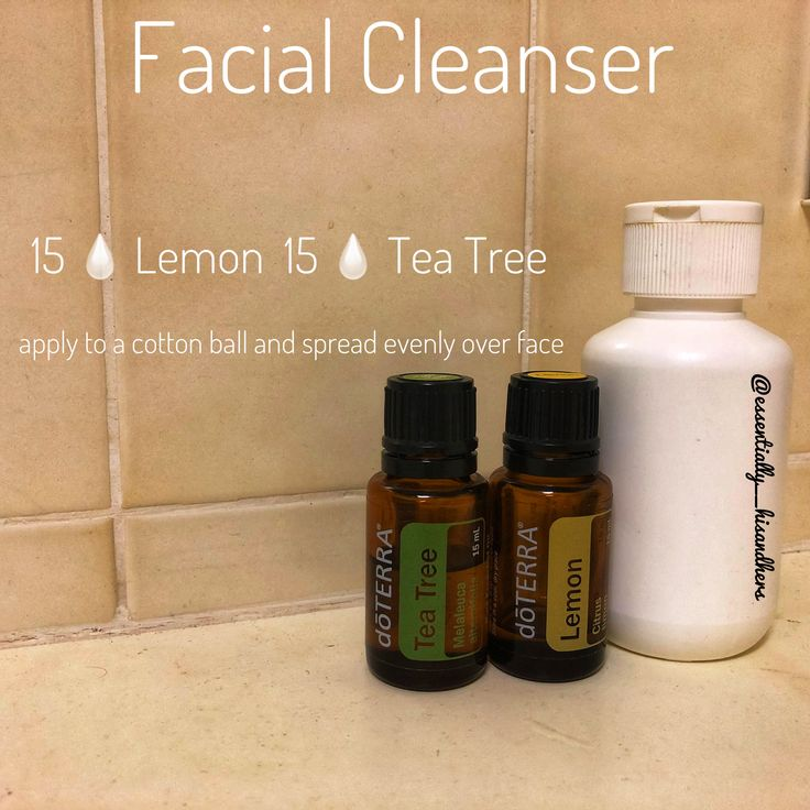 Home made facial cleanser   Been using this for the last week and my skin has improved so much.  I suffer from acne breakouts and using this blend has healed my skin and is making me feel more confident in my appearance.  @essentially__hisandhers