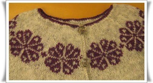 Textíl-garn: Lopapeysan Freyja