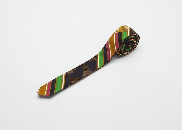Accra Skinny Tie