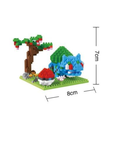 Mini-Blocks-Set-Pokemon-Venusaur-Go-Mini-Figure-Building-Blocks-313Pcs