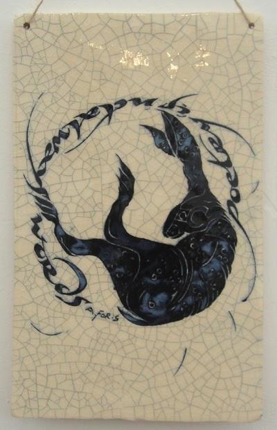 Limetrees Studio: Art in Action - Iris Milward Poetry is not always words.