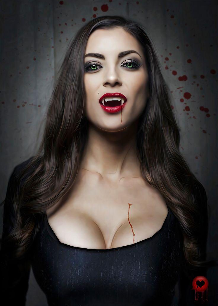 Sexy Women Vampires Nude 71
