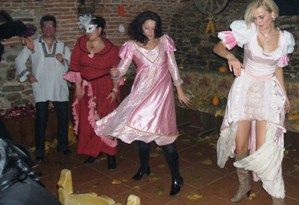 Let's Party on Halloween in Transylvania!