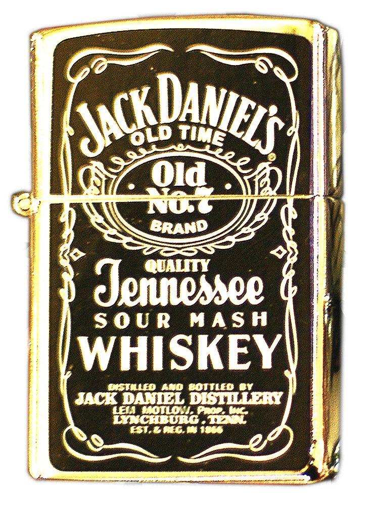 Jack Daniel's ligter