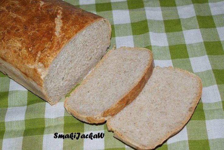 Chlebek pszenno żytni na zakwasie