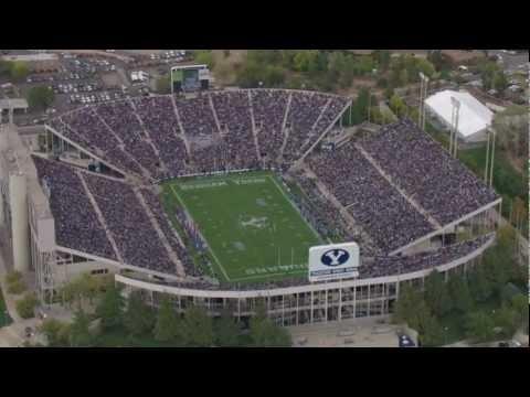 2012 BYU Football Spring Trailer   Gotta love Cougar football.