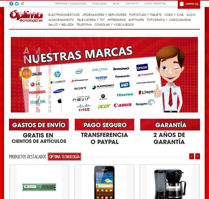 Optimatecnologia.es