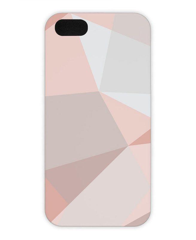 Rosa Kristalle als iPhone 6 Hülle von XOXO Arte | JUNIQE