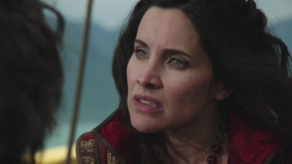 Once Upon a Time - Episode 5.14 - Devil's Due - Rachel Shelley Returning as Milah + BTS Photos