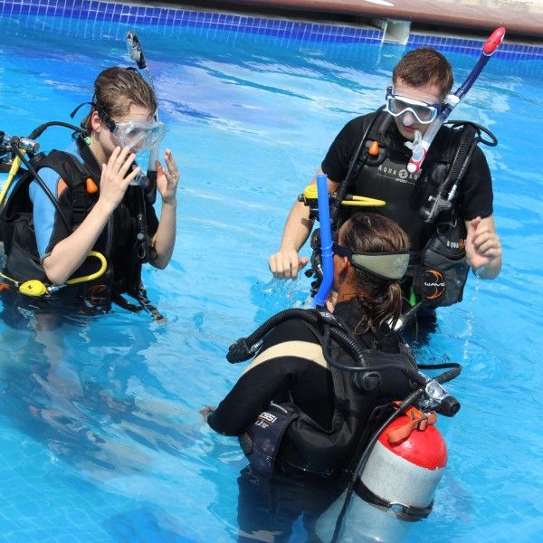 Scuba Review with Diving Center Cancun #Diving #Cancun