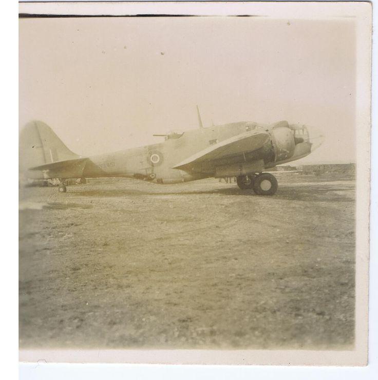 A Glen Martin Baltimore on Luga Airodrome Malta 1943