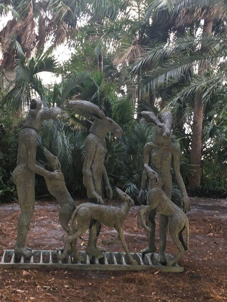 'RISING': The Mystical World of Sophie Ryder | Ann Norton Sculpture Gardens | Waterhouse & Dodd | Artsy