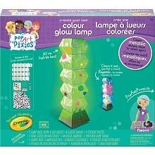 Crayola Pop Art Pixies - Colour Glow Lamp