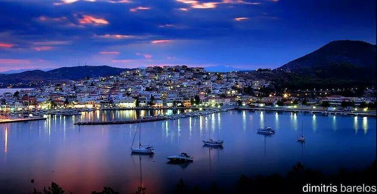 Ermioni Greece by night..!!