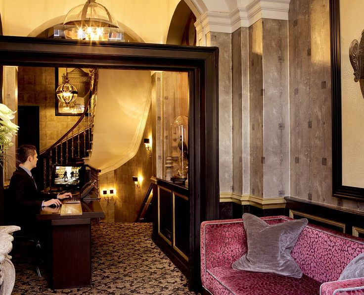Nira Caledonia A Luxury Boutique Hotel In Edinburgh Scotland