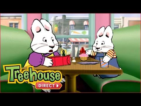 Max & Ruby - Bunny Cakes / Bunny Party / Bunny Money - 8 - YouTube