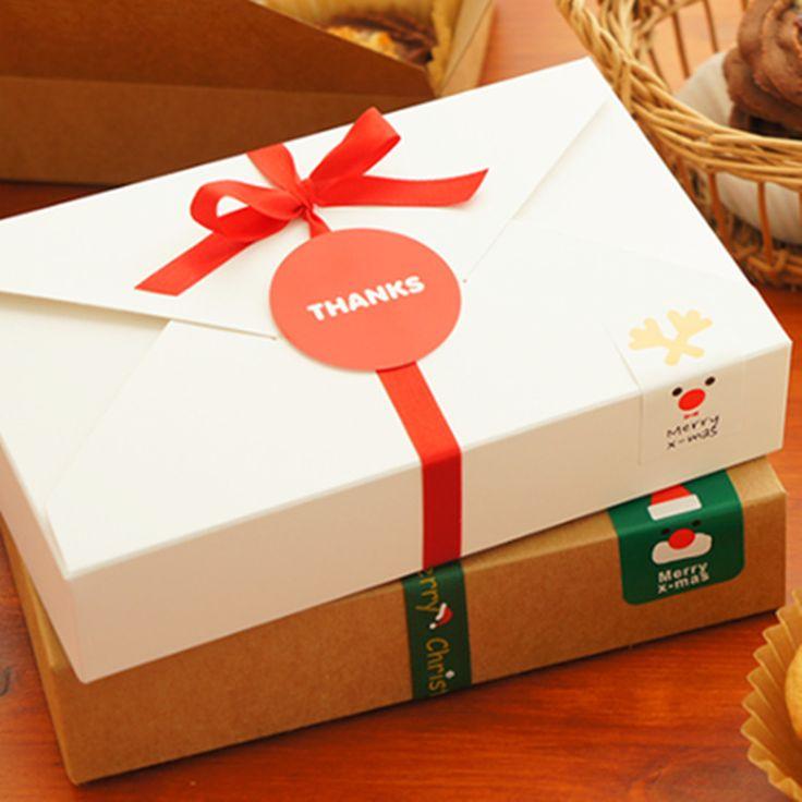 Cheap 19.8*4*12.5 cm 10 pz 2 stile biscotti torta scatola di carta di caramella contenitore per alimenti di imballaggio di nozze di natale baby shower regalo del partito, Compro Qualità Scatole per imballaggio direttamente da fornitori della Cina:      Materiale: kraft carta oleata        Formato: 19.8*4*12.5 cm        Colore: come immagine        Caratteristiche: