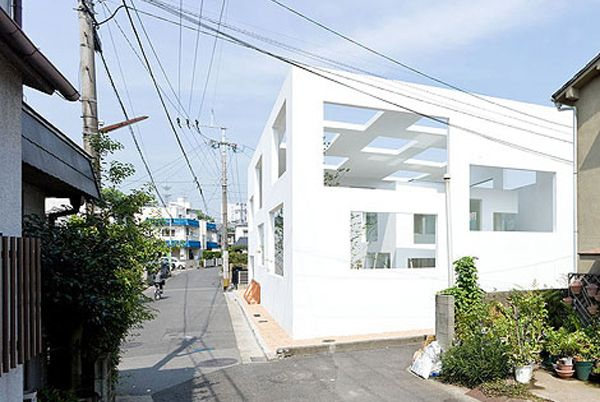 10 best images about projet sou fujimoto on pinterest for N house sou fujimoto