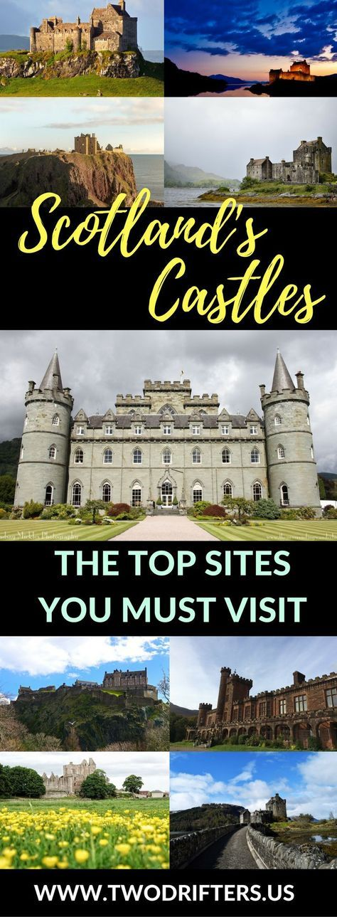 Best 25 holidays in scotland ideas on pinterest holiday lets scottish castles scotland is an amazing country filled with history myth and sciox Images