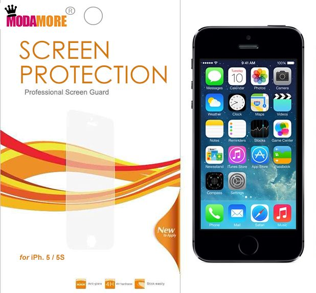 iPhone 5S Ekran Koruyucu Film-İphone ekran koruyucu-Taksitli ekran koruyucu