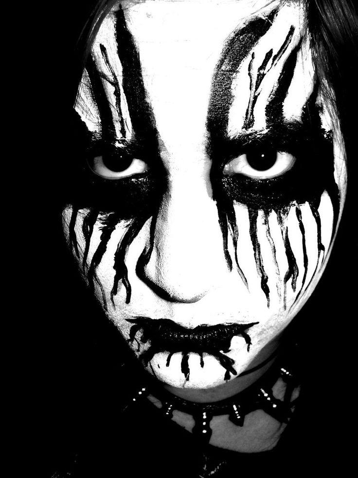 Best Black Metal Makeup Saubhaya Makeup