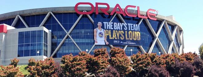 BLOG: NBA Playoffs Returning to Oracle Arena