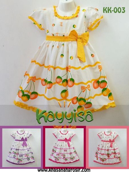 08119 7020 44 atau : BB 51C8FC34  Grosir Pakaian Anak di Bandung www.khasanahgrosir.com  #dress #bajuanak #pakaian #busana #anak #kids #bayi  #nyaman #cewek #perempuan #cantik #lucu #ping #model  #terbaru2014 #produsen #pabrik #distributor #agen #supplier