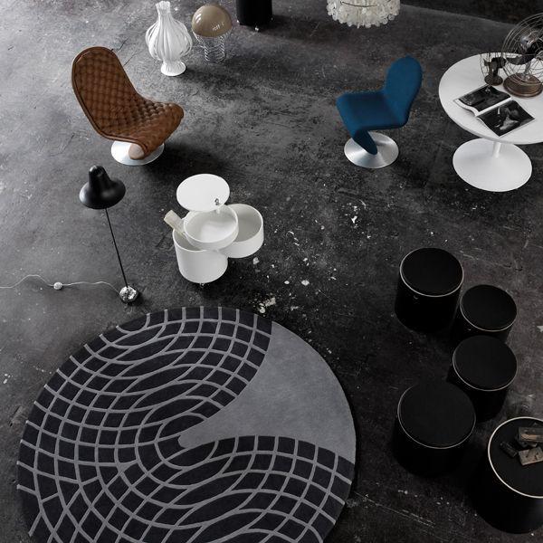 Tappeto Panton - design Verner Panton - Verpan