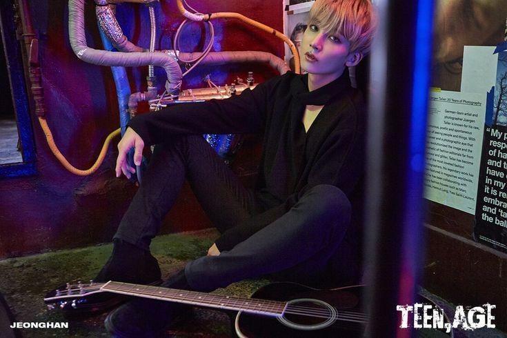 Jeonghan | Yoon Junghan