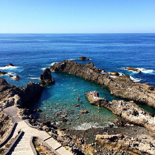 Las 10 mejores piscinas naturales de Tenerife - ¿A dónde vamos hoy? En Tenerife