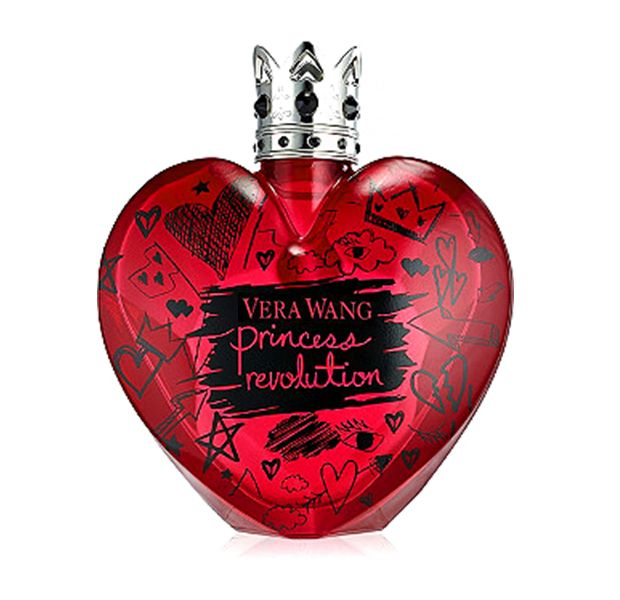 Fragrance: Vera Wang Princess Revolution. Its a confident, edgy, and rebellious…