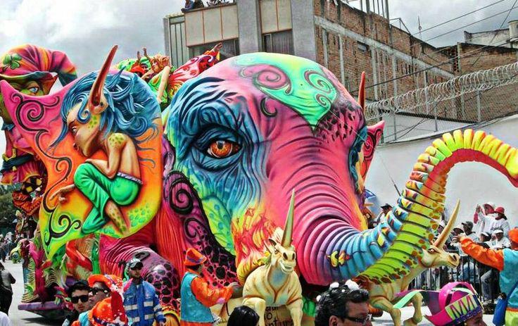 14 Mar 2014. CARNAVAL DE NEGROS Y BLANCOS DE PASTO, NARIÑO, COLOMBIA, 2014. La premiación del Carnaval en su versión 2014, se llevará a cabo el día 15 de marzo de 2014, en las instalaciones del Club Colombia, nos ha informado Guisella Checa Coral, Gerente de CORPOCARNAVAL. (Foto: Cortesía de Ruth Estrada, para IPITIMES). Ganadores >   http://www.carnavaldepasto.org/?q=ganadores-2014