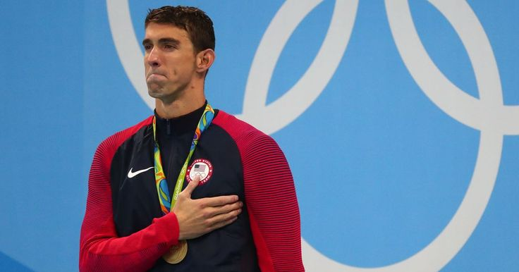 Full list of every Olympic medal Michael Phelps has won