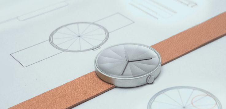 cnc machined watch