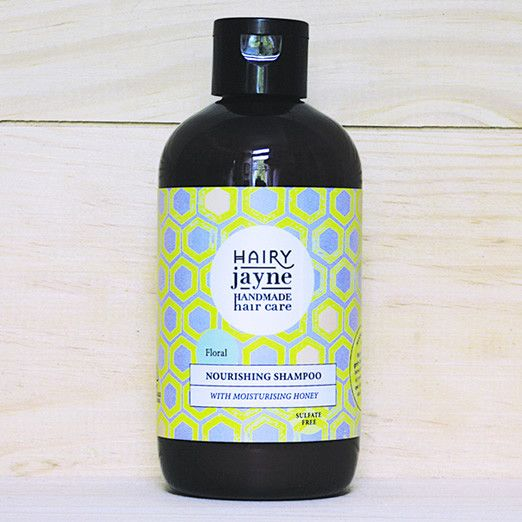 Hairy Jayne - Nourishing Shampoo 250ml, £10