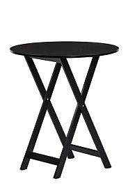 ROUND FOLDING TABLE, LARGE