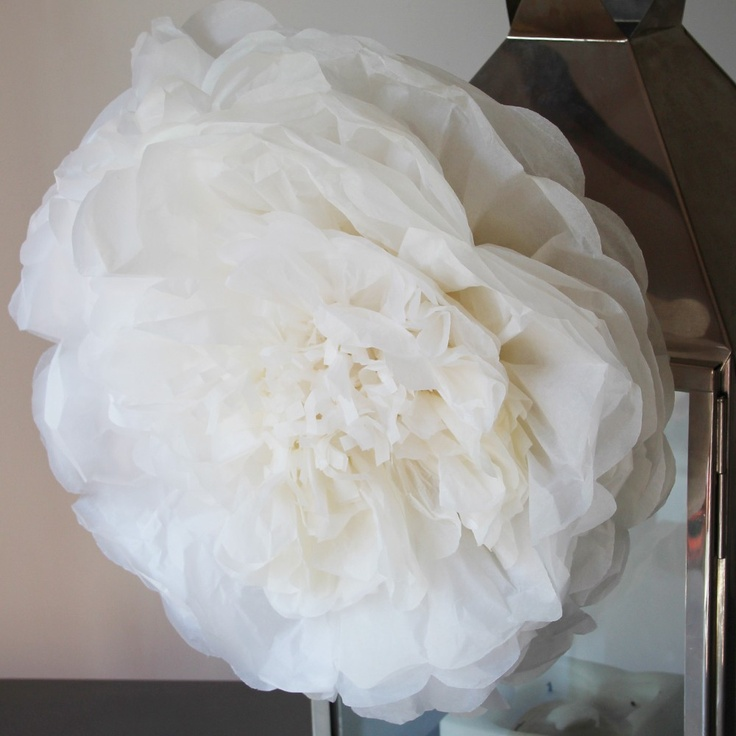 Pearl and Earl - Giant Double Head Bloom - White, £20.00 (http://www.pearlandearl.co.uk/giant-double-head-bloom-white/)