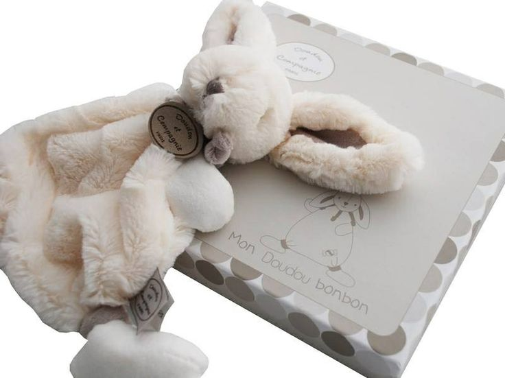 Beautiful Doudou from Doudou et Compagnie Paris £16.50