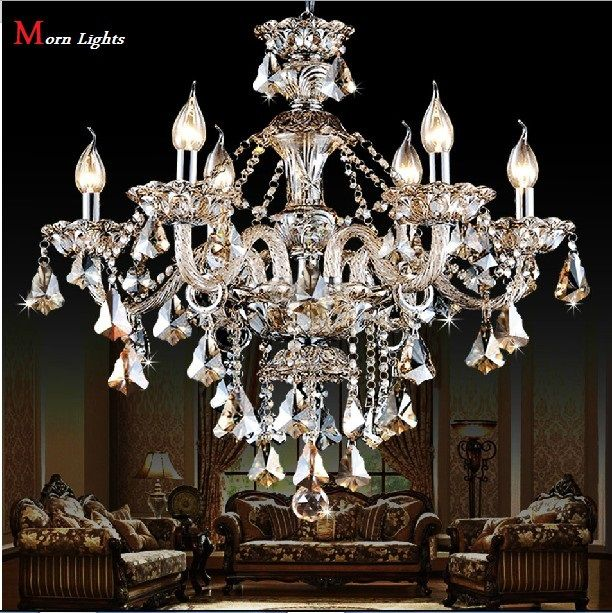 32 best crystal chandelier led light images on pinterest cheap light sensor lamp buy quality light lamp shade directly from china light bulb shaped lamp suppliers chandelier modern crystal chandelier light mozeypictures Images