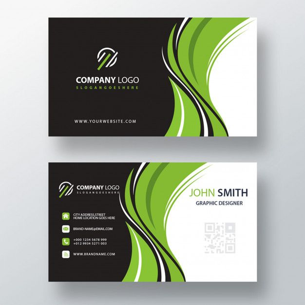 Download Psd Business Card Template For Free With Images