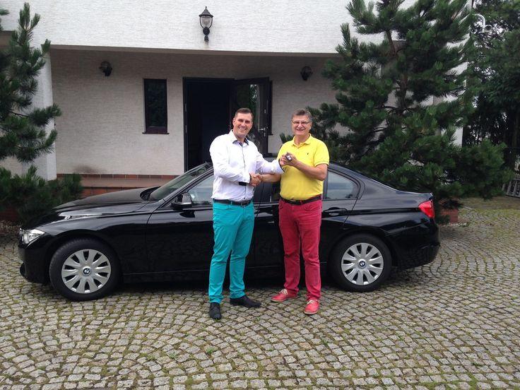 Kolejne BMW przekazane! #BMW #AWARD #Konkurs #Aquilamed #Praca #Work #Job