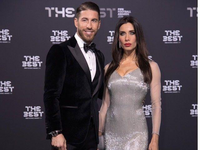Sergio Ramos 'dedicates goal to wife' #Real_Madrid #Football