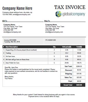 Best ReadyMade Templates Images On   Create Invoice
