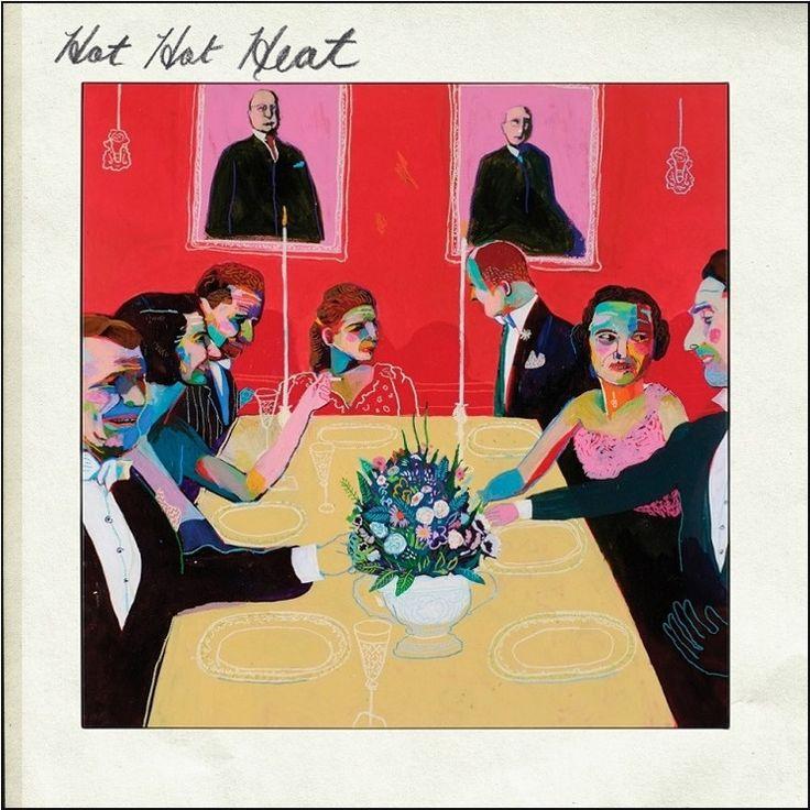 Hot Hot Heat - Hot Hot Heat on LP