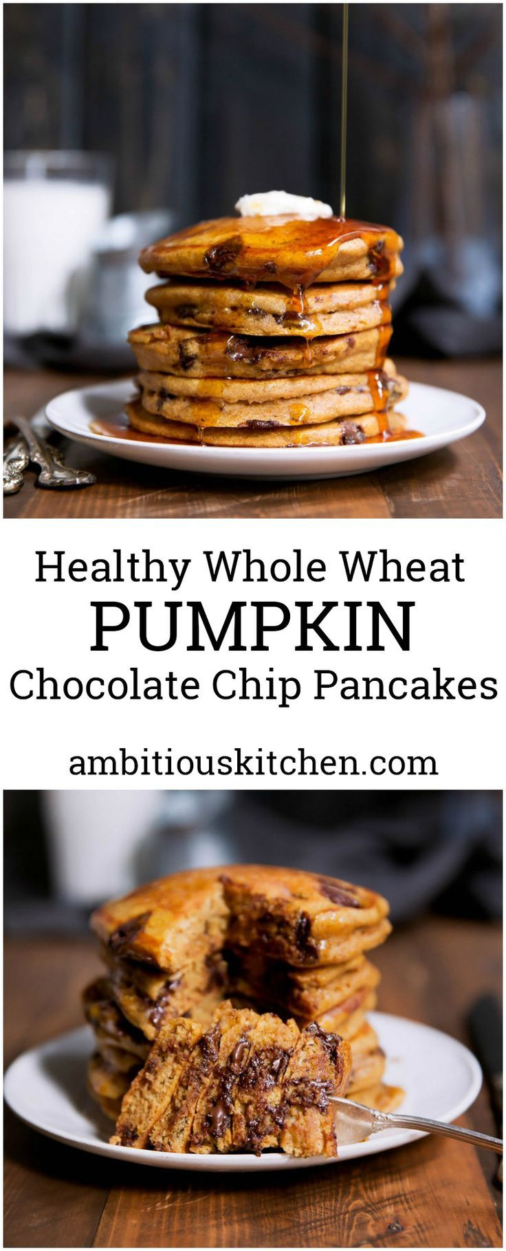 ... Pancakes on Pinterest | Pumpkin Pancakes, Pancakes and Fall Breakfast