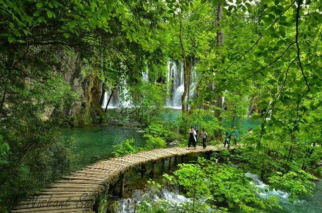 Pitvice Lakes, Croatia