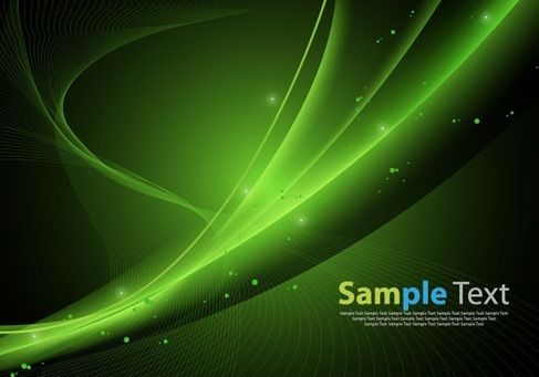 Free vector Green Design Abstract Background Vector Illustration Artwork #5018