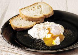 L'uovo in camicia - Piattoforte