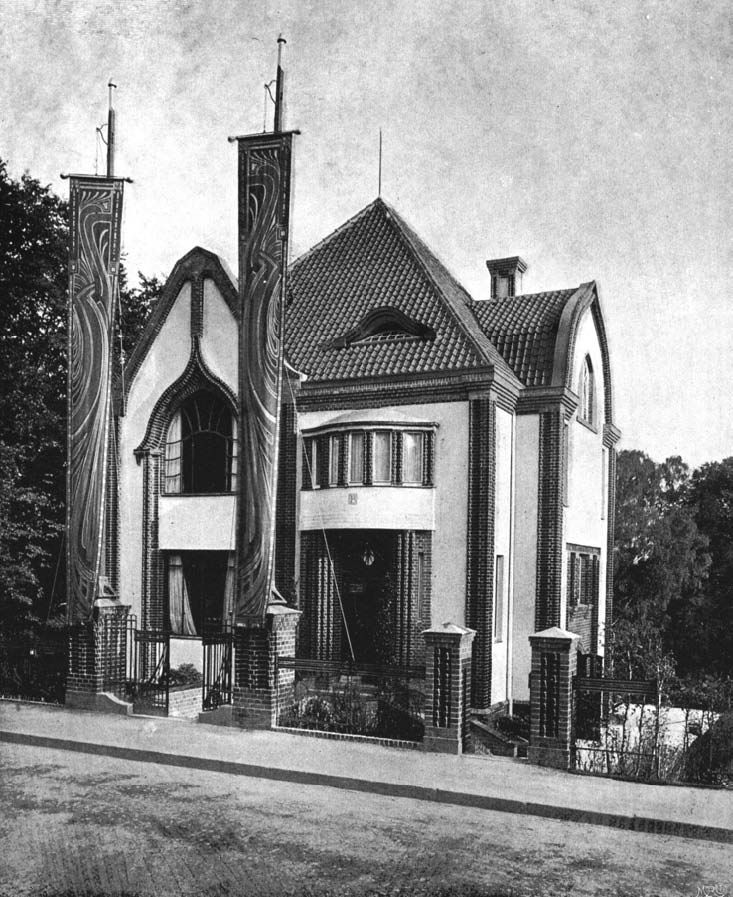 18 best images about arch peter behrens on pinterest for Behrens house